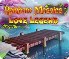 لعبة  Rainbow Mosaics: Love Legend