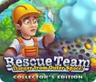 لعبة  Rescue Team: Danger from Outer Space! Collector's Edition