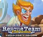 لعبة  Rescue Team: Evil Genius Collector's Edition