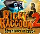 لعبة  Ricky Raccoon 2: Adventures in Egypt