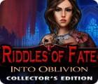 لعبة  Riddles of Fate: Into Oblivion Collector's Edition