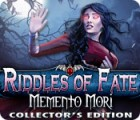لعبة  Riddles of Fate: Memento Mori Collector's Edition