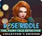 لعبة  Rose Riddle: The Fairy Tale Detective Collector's Edition