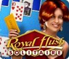 لعبة  Royal Flush Solitaire