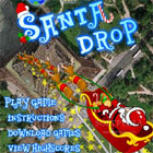 لعبة  Santa Drop