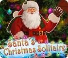 لعبة  Santa's Christmas Solitaire