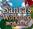لعبة  Santa's Workshop Mosaics