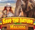 لعبة  Save the Nature: Mahjong