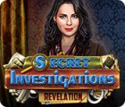 لعبة  Secret Investigations: Revelation