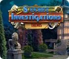 لعبة  Secret Investigations: Themis