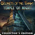 لعبة  Secrets of the Dark: Temple of Night Collector's Edition