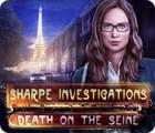 لعبة  Sharpe Investigations: Death on the Seine