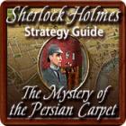 لعبة  Sherlock Holmes: The Mystery of the Persian Carpet Strategy Guide