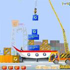 لعبة  Shipping Blox