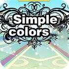 لعبة  Simple Colors