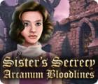 لعبة  Sister's Secrecy: Arcanum Bloodlines