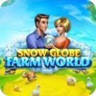 لعبة  Snow Globe: Farm World