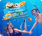 لعبة  Solitaire Beach Season: A Vacation Time