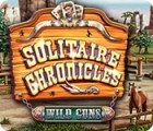 لعبة  Solitaire Chronicles: Wild Guns