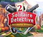 لعبة  Solitaire Detective 2: Accidental Witness