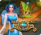 لعبة  Solitaire: Elemental Wizards