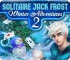 لعبة  Solitaire Jack Frost: Winter Adventures 2