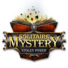 لعبة  Solitaire Mystery: Stolen Power