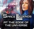 لعبة  Space Legends: At the Edge of the Universe