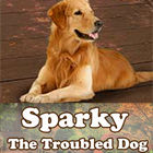 لعبة  Sparky The Troubled Dog