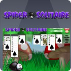 لعبة  Spider Solitaire