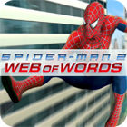 لعبة  Spiderman 2 Web Of Words