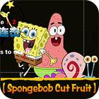 لعبة  Spongebob Cut Fruit