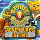 لعبة  Sprill and Ritchie: Adventures in Time