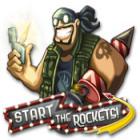 لعبة  Start the Rockets