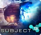 لعبة  Subject 13