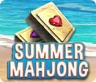 لعبة  Summer Mahjong