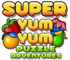 لعبة  Super Yum Yum: Puzzle Adventures