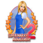 لعبة  Supermarket Management 2