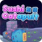 لعبة  Sushi Catapult