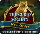 لعبة  The Curio Society: New Order Collector's Edition