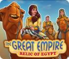 لعبة  The Great Empire: Relic Of Egypt