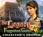 لعبة  The Legacy: Forgotten Gates Collector's Edition
