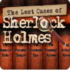 لعبة  The Lost Cases of Sherlock Holmes