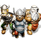 لعبة  The Tale of 3 Vikings
