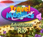 لعبة  Travel Mosaics 4: Adventures In Rio