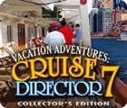 لعبة  Vacation Adventures: Cruise Director 7 Collector's Edition