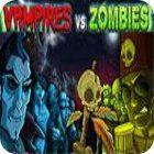 لعبة  Vampires vs. Zombies