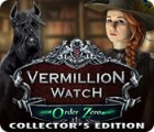 لعبة  Vermillion Watch: Order Zero Collector's Edition