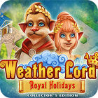 لعبة  Weather Lord: Royal Holidays. Collector's Edition