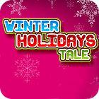 لعبة  Winter Holiday Tale